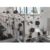 Buy cheap High speed Auto Coil Winding Machine Parts With Polished ceramic eyelets , QH-MTCS from Wholesalers