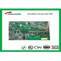 Wholesale Lead Free White Silkscreen Double Sided Circuit Board for TV from china suppliers