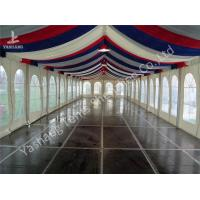 Wholesale Roof Lining Cassette Floorboards Outdoor Party Tents Custom Waterproof Marquee Hire from china suppliers