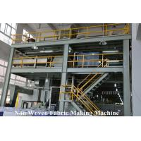 China PP Spunbond Non Woven Fabric Making Machine for sale