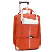 Wholesale Oxford Travel Trolley Bags , Fashionable Suitcase Travel Bags For Women from china suppliers