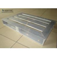 Wholesale Anodized Light Weight Slatted Aluminum Pallets Used For Ware House from china suppliers
