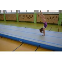 Wholesale Size Customized Gymnastics Air Mat , Inflatable Air Tumble Track / Sport Activities from china suppliers