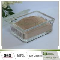 Wholesale Calcium type lignin/Calcium lignosulfonat as leather additive from china suppliers
