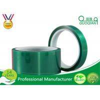 Wholesale Green Insulated Electrical Tapes 200C No Printing For Paint Masking from china suppliers