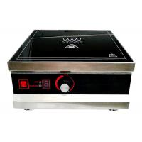 Wholesale 3KW Ceramic Induction Hob , Single Induction Cooktop With Temperature Control from china suppliers