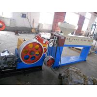 Wholesale High Speed PVC Wire Making Machine , PVC Wire Coating Machine With Straightening Device from china suppliers