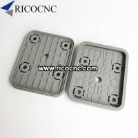 Wholesale Schmalz 140x115mm top soft CNC vacuum pod replacement gaskets for Biesse CNC router pods from china suppliers