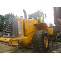 Quality Used VOLVO L180E Wheel Loader For Sale for sale