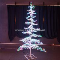 Wholesale outdoor christmas tree with remote control from china suppliers