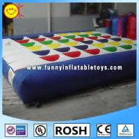 Commercial Giant Inflatable Mattress / Inflatable Cushion For Jumping