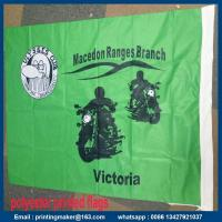Buy cheap Where to Get Custom Fabric Banners with Double Sides Printing from wholesalers