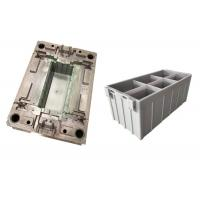 Buy cheap Panzer Battery Box Plastic Injection Mold Tooling , High Precision Plastic from wholesalers
