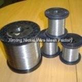 Wholesale 3mm Monel 400 alloy without stress fissure Monel Welding Wire for heating purpose from china suppliers