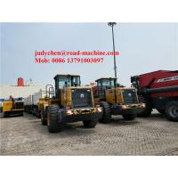 Wholesale Weichai Engine XCMG Wheel Loader , Loading 3m3 5000kgs Bucket Volume from china suppliers