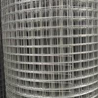 Wholesale Square Hot Dipped Galvanized Wire Mesh 12 Gauge 2 Inch Welded 300mm~2500mm Width from china suppliers