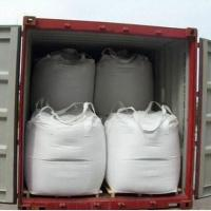 Wholesale 1 Tonne Circular FIBC Big Bag Sack With Stevedore Straps 100% Virgin Polypropylene from china suppliers