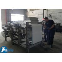 Wholesale Efficient Filter Press Unit For Leather / Printing / Metallurgy Industry from china suppliers