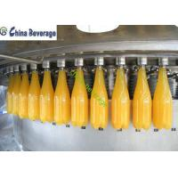 China Isobaric Filling Carbonated Soft Drink Machine 20000 BPH 0.1L-2L Bottle Volume on sale