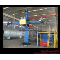 Wholesale Automatic Welding Manipulator 4 * 4m Welding Working Station For Chemical Industry from china suppliers