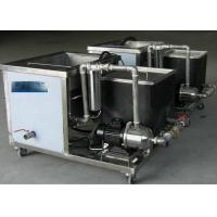 Wholesale Food Industry Clean Machine , Ultrasonic Cleaning Machine/ Equipment High Cleanliness from china suppliers
