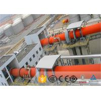 Wholesale Energy Saving Cement Production Line Lime Calcination Plant High Output from china suppliers