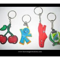 Wholesale Cartoon Design Cheap 3D Soft PVC Keychain for Promotional Merchandise from china suppliers