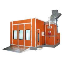 Wholesale Professional Infrared Paint Bake Oven , Portable Spray Paint Booth from china suppliers