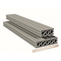 Buy cheap 2020 / 3030 extrusion aluminum milling t slots for table frame CNC from wholesalers