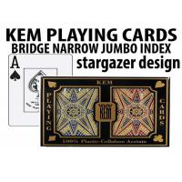 Buy cheap Advanced KEM Stargazer Invisible Ink Marked Card Decks For Cheating Poker Games from Wholesalers