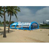 Wholesale 20X18X7M or OEM ODM large inflatable tent , inflatable event shelter PVC Tarpaulin from china suppliers