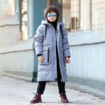 China Bilemi kids Korean style over sized boy winter coat boys down jacket for sale