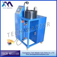 Wholesale Automatic / Manual Hydraulic Hose Crimping Machine for Air Spring Suspension from china suppliers
