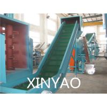 Carbon steel Belt Conveyor Machine for plastic washing machine for sale