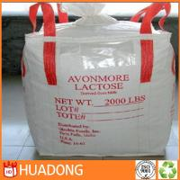 Wholesale Export 500kgs-3000kgs PP bulk bag ,PP jumbo bag ,Polypropylene fabric big bag packing from china suppliers