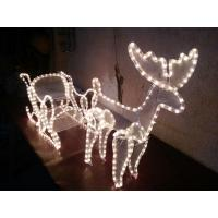 Wholesale outdoor lighted christmas reindeer from china suppliers