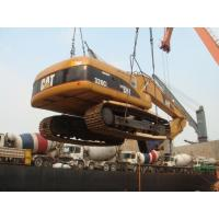 Quality CAT 320C Excavator Shipped to Guinea for sale