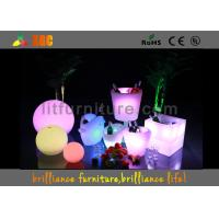 Wholesale Outdoor Electric Champagne Cooler 16 Colors Changing With Remote Control from china suppliers