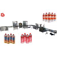 Wholesale Automatic Butane Gas Cartridge Refilling Machine , BBQ Gas Refill Machine from china suppliers