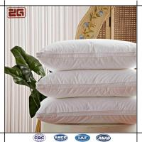 Buy cheap Light Weight 5 Star Hotel Pillows , Soft Home Hotel Grade Pillows ZEBO-P0008 from wholesalers