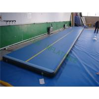 Quality Flame Resistance Cheerleading Tumbling Mats For Athletic Contest Flat Surface for sale