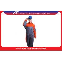 Wholesale Polyester High Visibility Flame Retardant Workwear FRC / FR Clothing for Fireman Costume from china suppliers