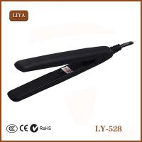 Wholesale Safe and good quality flat iron hair straightener with CE, ROHS,IEC approval from china suppliers