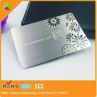 Wholesale china wholesale custom cheap high quality engraved metal business cards clear business card from china suppliers