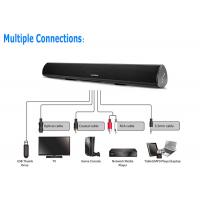 Wholesale Remote Control RCA Sound Bar With Bluetooth For 3.5mm Audio Output TVs from china suppliers