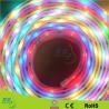 Blue / Red SMD 3528 Waterproof Led Tape Light , Outdoor Led Ribbon Strip Lights for sale
