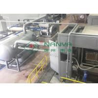 China Recycle Paper Moulding Egg Tray Production Line , High Output Egg Box Machine on sale