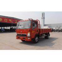 Wholesale Ransmission WLY1046H Heavy Duty Dump Truck Red Color ISO CCC from china suppliers