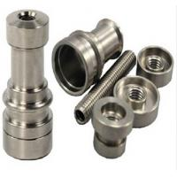 Wholesale Gr2 infinity titanium nail domeless newest titanium domeless nail from china suppliers