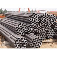 Small Diameter Carbon Steel Pipe Schedule 10 Schedule 40 Black Customized Size
